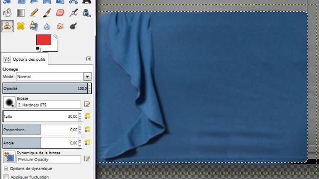 [Débutant] Créez vos vêtements - Partie III - The Gimp Photo210