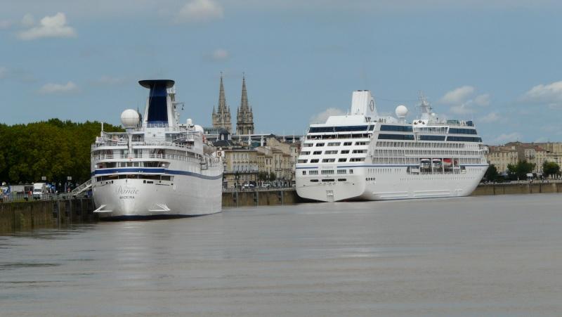 [Vie des ports] Le port de Bordeaux 00612