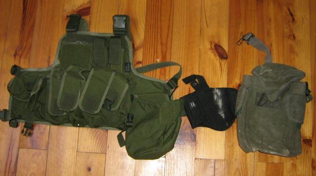 vend M15 A4 classic army  Gilet_11
