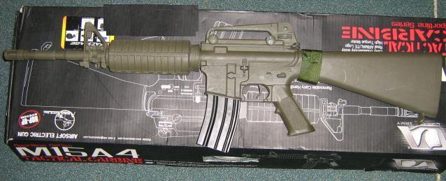 vend M15 A4 classic army  M15_a412
