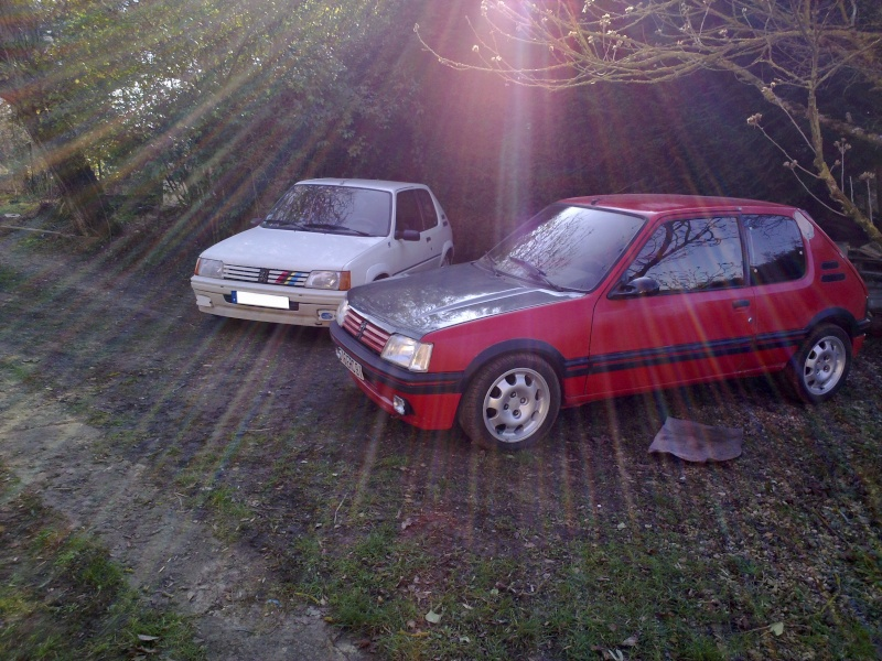 [gti93] 205 GTI 1.6L 105cv Rouge Vallelunga 1984 - Page 2 07032012