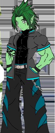 Chris Evans (Beast)