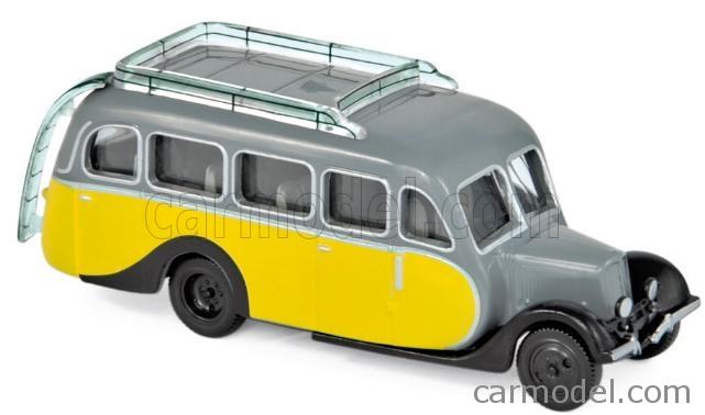 Nouveautés NOREV 2019 Bus10
