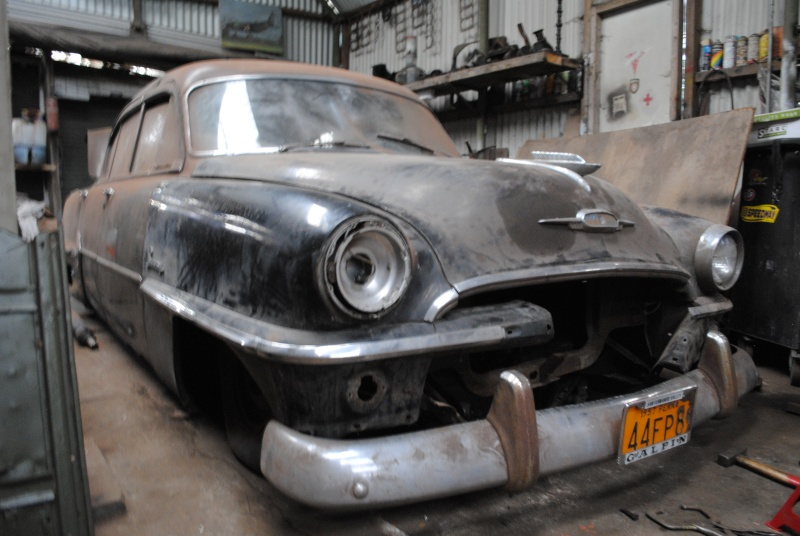 Plymouth '54 La LIMACE ECRASEE by BARE METAL GARAGE - Page 4 03210