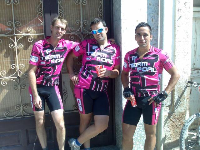 VII PEDALADA DEL SEGRE - PONTS 07092011