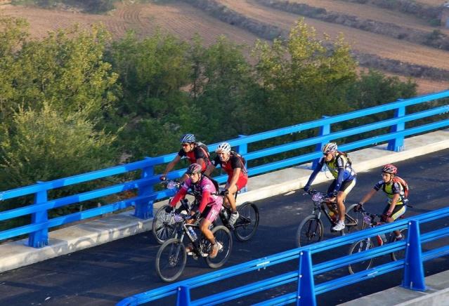 VII PEDALADA DEL SEGRE - PONTS Viaduc11