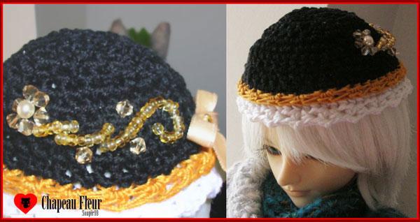 Crochet maniac -quand le crochet se fait couture!!! - Page 6 Chapea13
