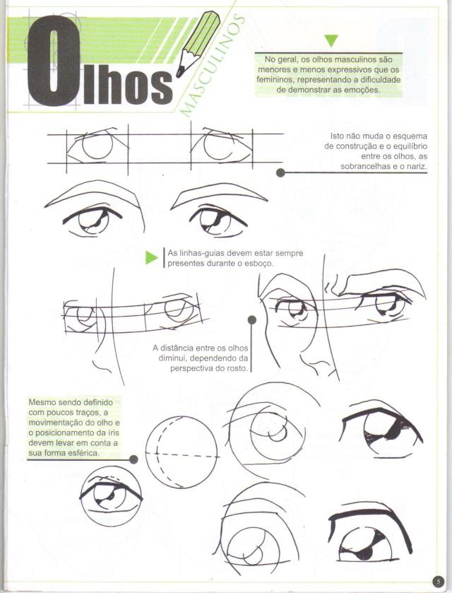 [Tutorial]Desenhando olhos masculinos Cabeca12