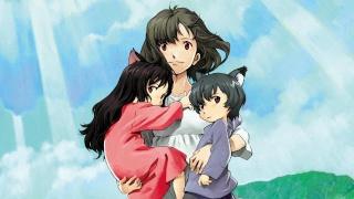 Les Enfants Loups : Ame et Yuki Hosoda10