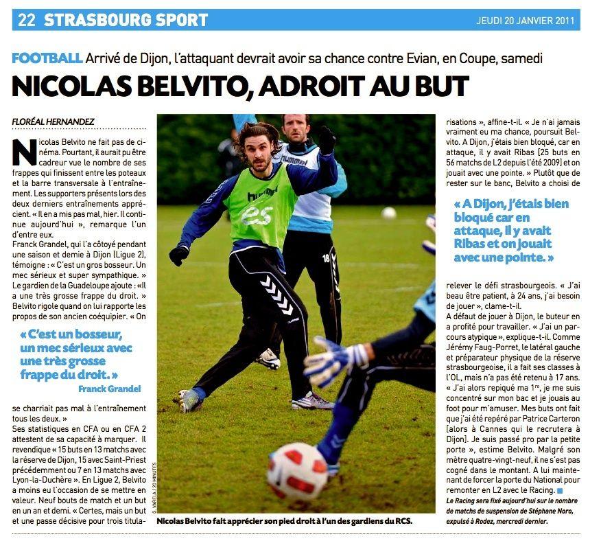 [Ex] Nicolas Belvito (Colmar) Captur17