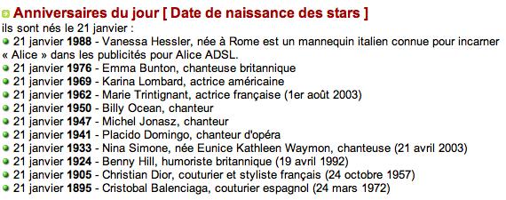 Almanach- Ephéméride Captur46