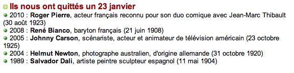 Almanach- Ephéméride Captur58