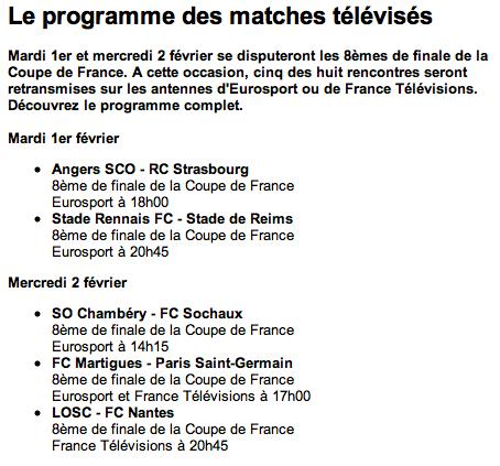 Coupe de France 1/8ème de finale - Page 2 Captur84