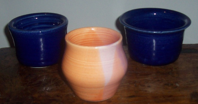 First fired pieces 00310