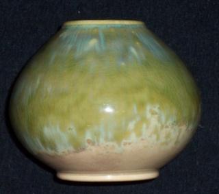Vases - running glaze 100_1110