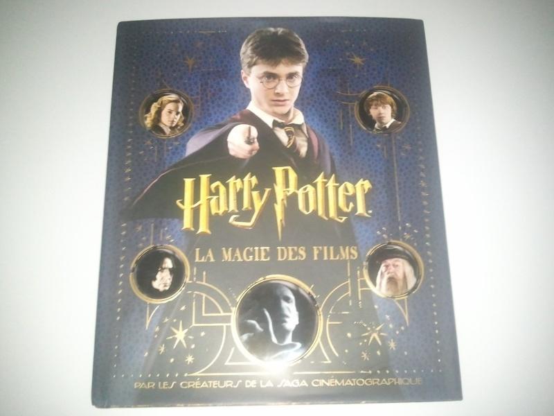 Nouveau livre: Harry Potter: la magie des films - Page 10 Wp_00222