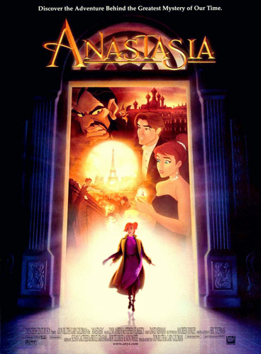 Anastasia - le film et l'animé Anasta11