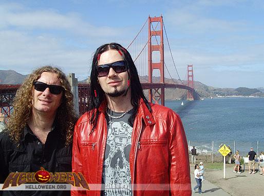 HELLISH ROCK se encerra nos EUA com sucesso! 20081012