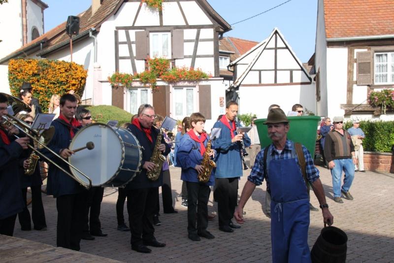 La Musique Harmonie de Wangen à la fête des vendanges de Marlenheim le 21 octobre 2012 Fate_d20