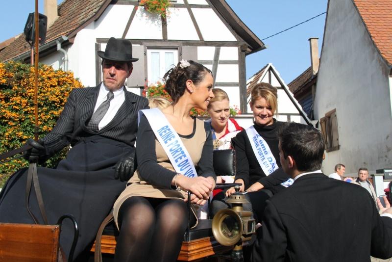 La Musique Harmonie de Wangen à la fête des vendanges de Marlenheim le 21 octobre 2012 Fate_d22
