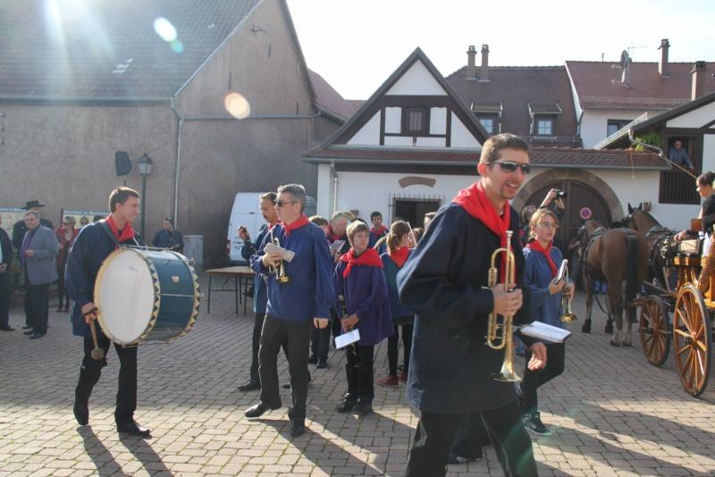 La Musique Harmonie de Wangen à la fête des vendanges de Marlenheim le 21 octobre 2012 Fate_d23