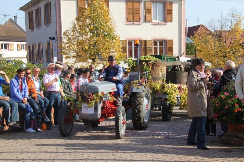 La Musique Harmonie de Wangen à la fête des vendanges de Marlenheim le 21 octobre 2012 Fate_d24