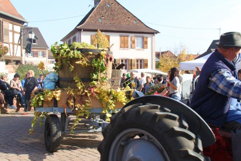 La Musique Harmonie de Wangen à la fête des vendanges de Marlenheim le 21 octobre 2012 Fate_d26