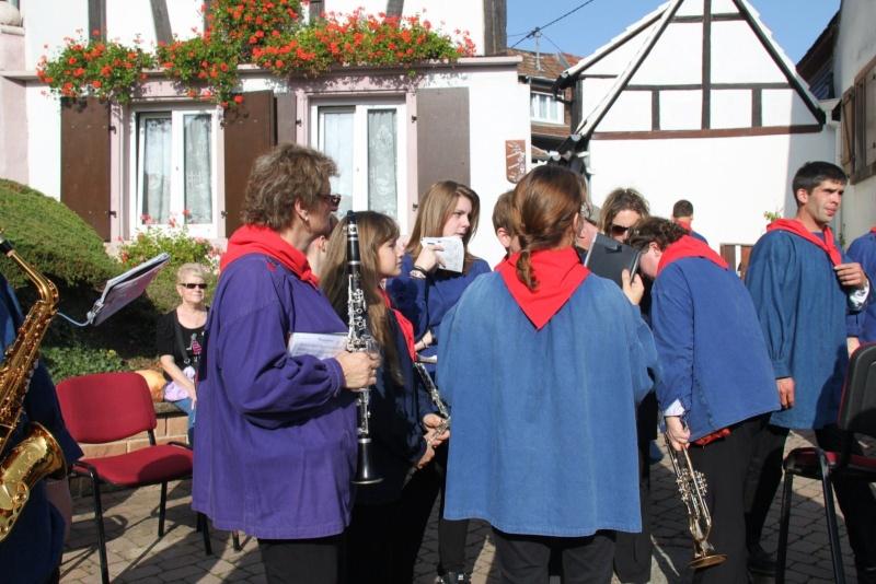 La Musique Harmonie de Wangen à la fête des vendanges de Marlenheim le 21 octobre 2012 Fate_d31