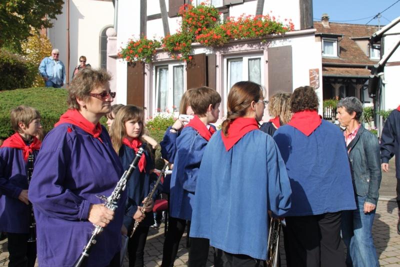 La Musique Harmonie de Wangen à la fête des vendanges de Marlenheim le 21 octobre 2012 Fate_d32