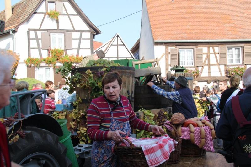 La Musique Harmonie de Wangen à la fête des vendanges de Marlenheim le 21 octobre 2012 Fate_d36