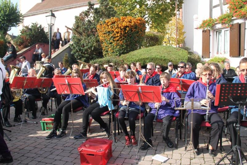 La Musique Harmonie de Wangen à la fête des vendanges de Marlenheim le 21 octobre 2012 Fate_d67
