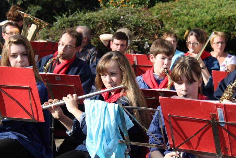 La Musique Harmonie de Wangen à la fête des vendanges de Marlenheim le 21 octobre 2012 Fate_d68