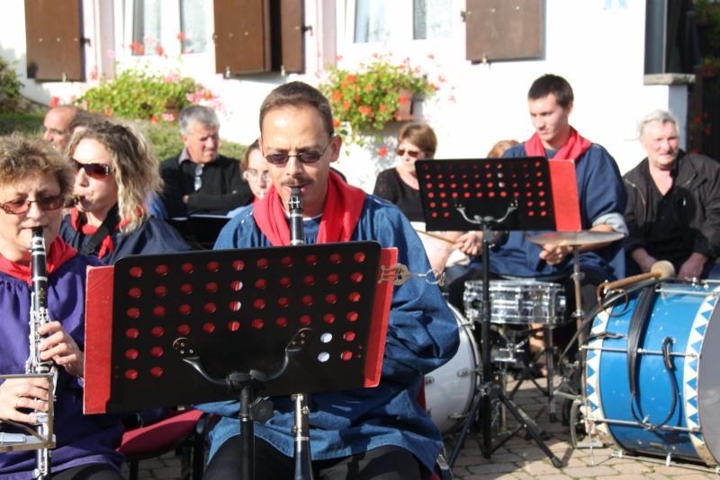 La Musique Harmonie de Wangen à la fête des vendanges de Marlenheim le 21 octobre 2012 Fate_d69