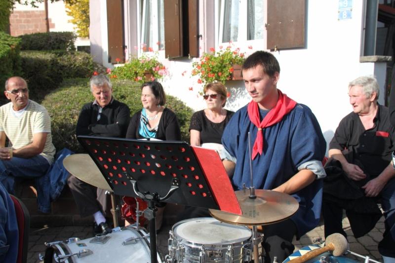 La Musique Harmonie de Wangen à la fête des vendanges de Marlenheim le 21 octobre 2012 Fate_d77