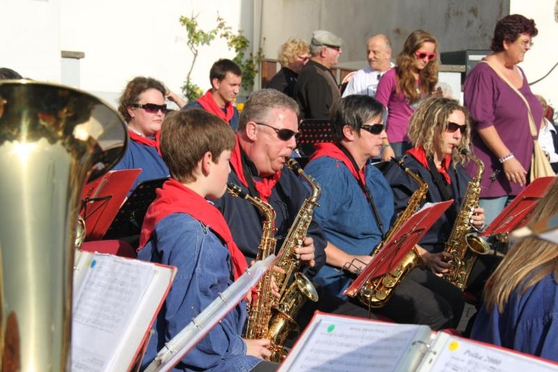 La Musique Harmonie de Wangen à la fête des vendanges de Marlenheim le 21 octobre 2012 Fate_d79