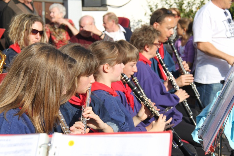 La Musique Harmonie de Wangen à la fête des vendanges de Marlenheim le 21 octobre 2012 Fate_d80