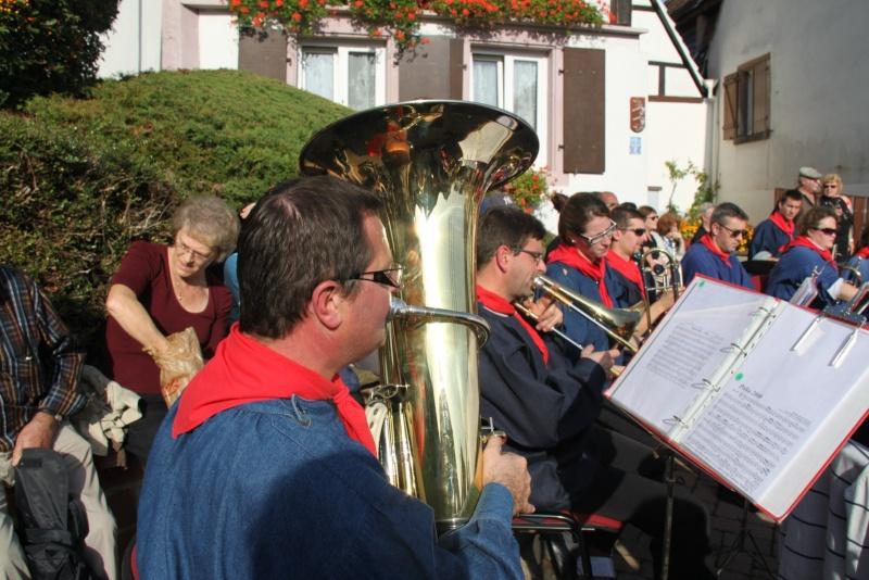 La Musique Harmonie de Wangen à la fête des vendanges de Marlenheim le 21 octobre 2012 Fate_d84