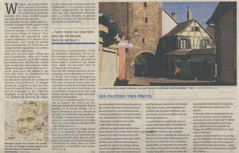 Wangen est-il l 'un des plus beaux villages de France? Image124