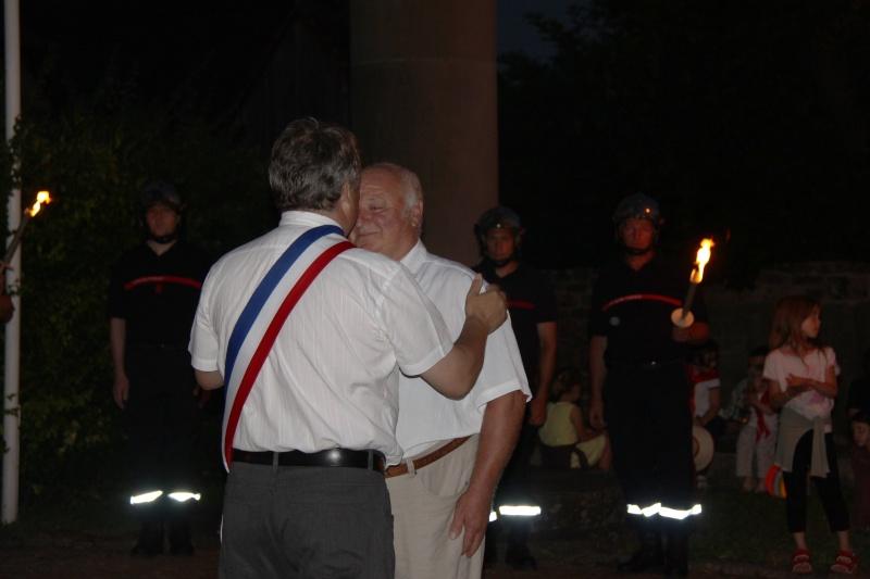 Wangen : Joseph Wehr décoré de la médaille des anciens combattants Img_8811