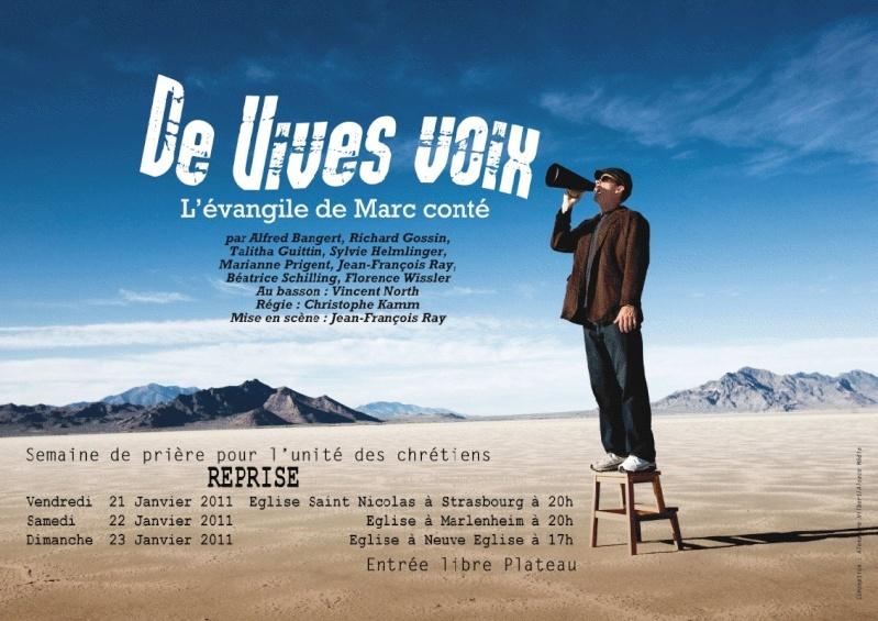 De Vives Voix ,l'évangile de Marc conté.... Viewer11