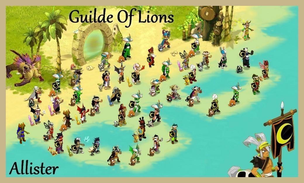 Les Lions d'Allister