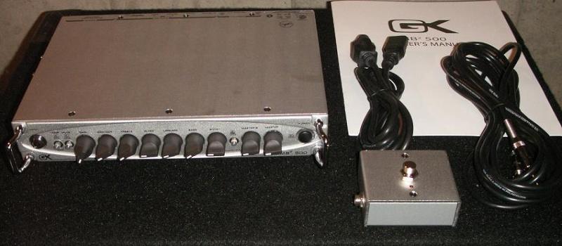GK MB2-500, finalmente nas lojas. Mb110