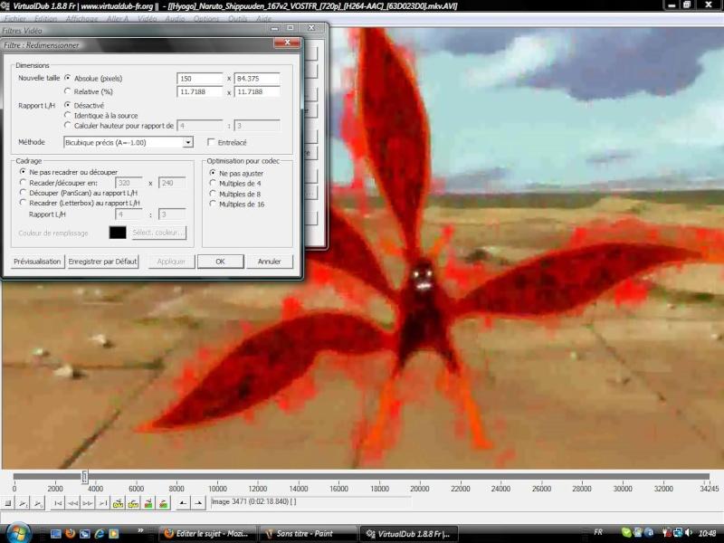 Créer un gif animé en forme d'avatar 4eme10