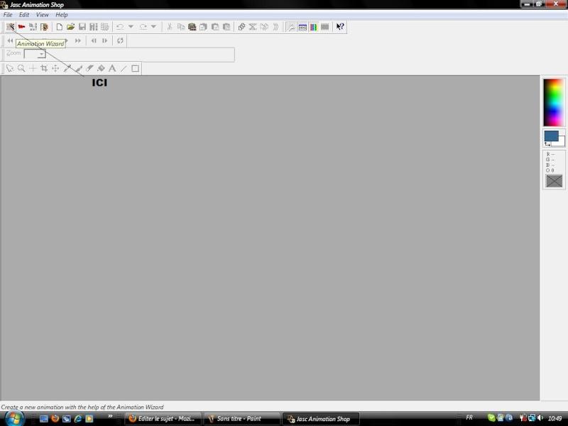 Créer un gif animé en forme d'avatar 5eme10