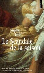 [Points] Le scandale de la saison de Sophie Gee 97827510