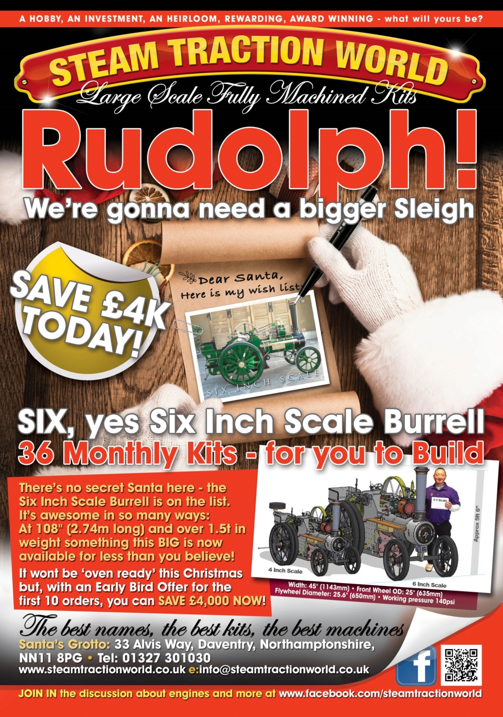 "NEW 6"" Burrell flyer, pricing, kit list and EARLY BIRD OFFER!! 6_inch10"