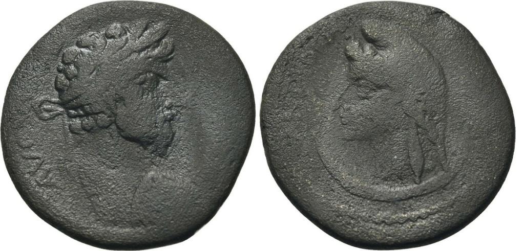 AE22 de Marco Aurelio? Antioquía de Pisidia Lanz_a10