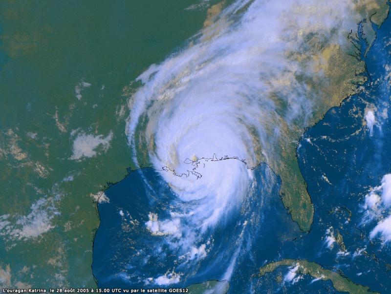 Katrina, New Orleans, Louisiane - USA 3531-410