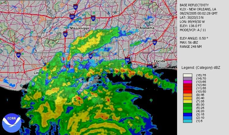 Katrina, New Orleans, Louisiane - USA Hurric11