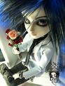 Creación de los muñecos estilo Bill Kaulitz 1012